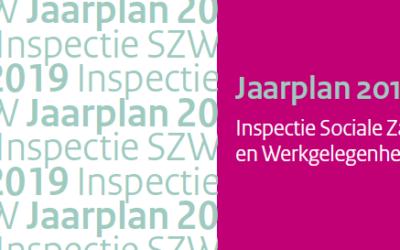 Inspectie SZW intensiever toezicht en focus Bouw en infra, gevaarlijke stoffen en asbest